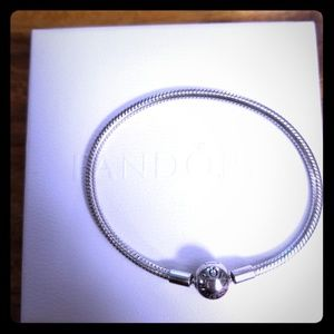 Authentic Pandora Bracelet 7.5